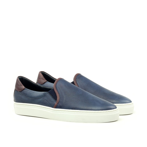 Custom Designed Casual Slip-ons - DV Clothiers - The Best Custom Mens Suits In Vancouver