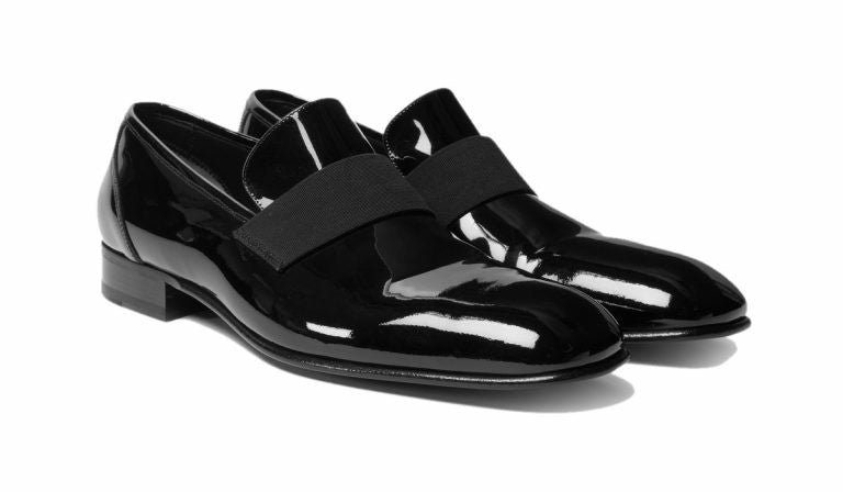Tuxedo Dress Loafer - DV Clothiers - The Best Custom Mens Suits In Vancouver