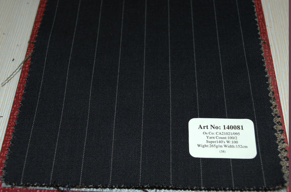 signature-100-wool-super-140s-265-gs-m-pinstripe-black-140081 - DV Clothiers - The Best Custom Mens Suits In Vancouver