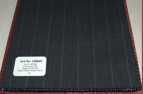 signature-100-wool-super-120s-275-gs-m-pinstripe-grey-120049 - DV Clothiers - The Best Custom Mens Suits In Vancouver