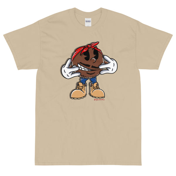 2 Pac-Man Short Sleeve T-Shirt