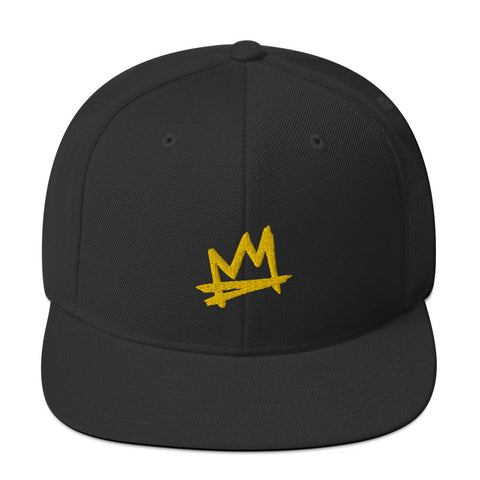 """Crown Me"" Snapback Hat"