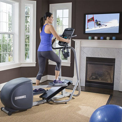 Elliptical 201: Interval Workout