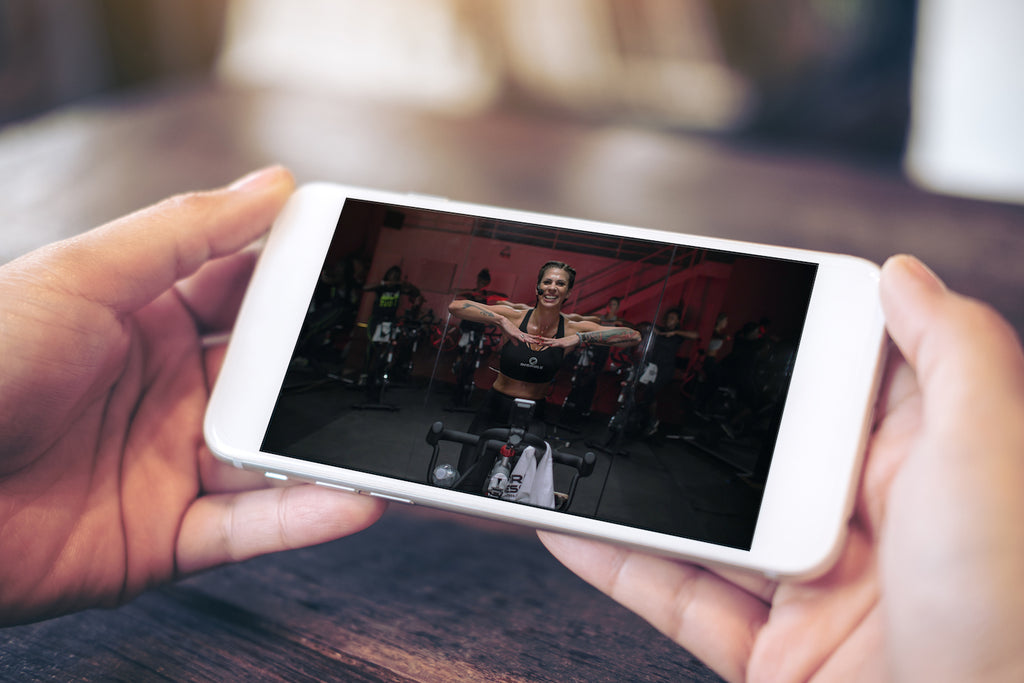 Inspire Fitness On Demand & Live Workout App