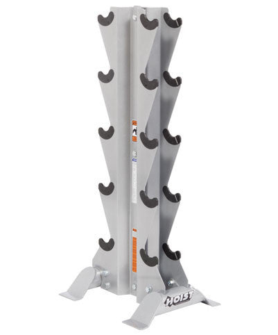 Hoist 5 Pair Vertical Dumbbell Rack - Rack - Hoist eepdx