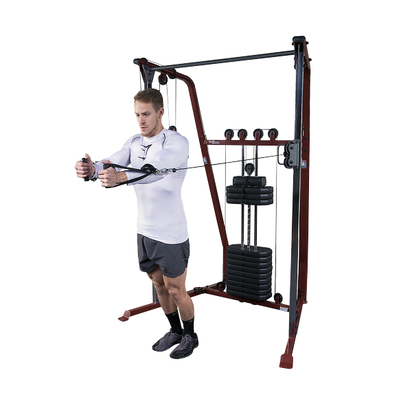 Body-Solid BFFT10 Best Fitness Functional Trainer - Functional Trainers - Body-Solid eepdx