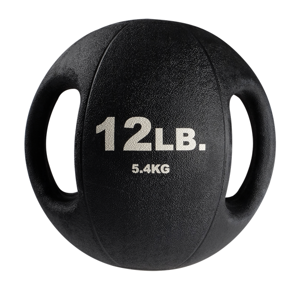 Body-Solid Dual Grip Medicine Balls - Medicine Ball - Body-Solid eepdx