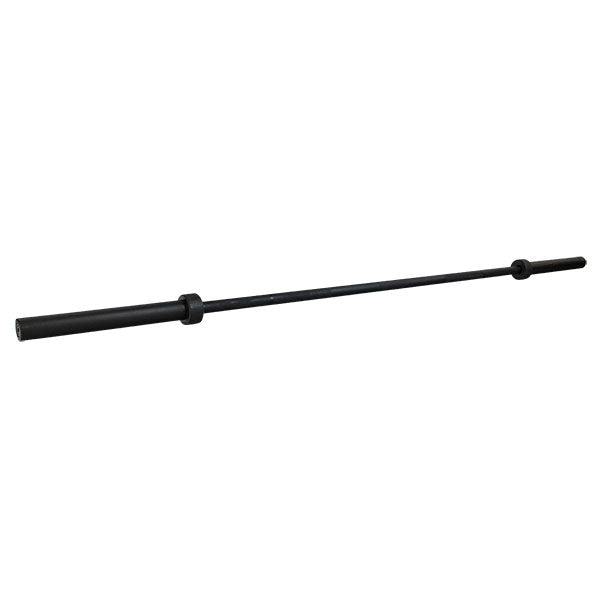 7' ft Olympic Bar - Black