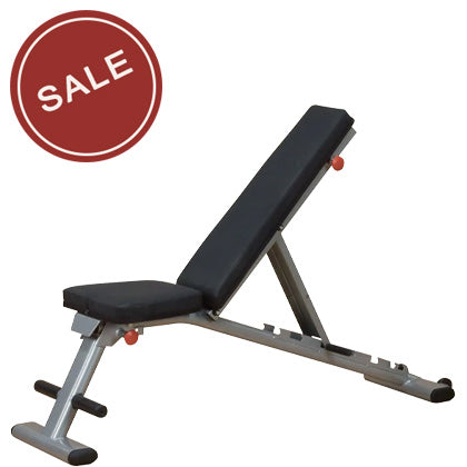 Body-Solid GFID225 Folding Multi-Bench