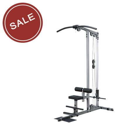 Body-Solid GLM83 Pro Lat Machine