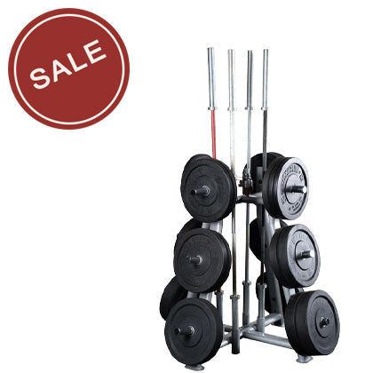 Body-Solid SWT100 Pro Clubline Weight Tree