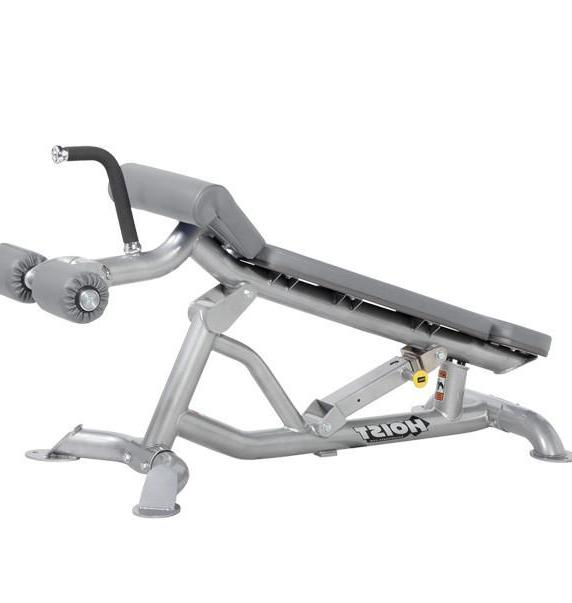 Hoist Freeweight CF-3162 Super Adjustable Flat/Decline Bench - Commercial Line - Hoist eepdx