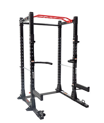 "<center><p style=""color: #ffffff; background-color: #A2231F"">Commercial/Residential cage. INCLUDES: DIP ATTACHMENT, LANDMINE, MULTI-GRIP PULL-UP BAR, BATTLE ROPE LOOP, BAND PEGS</p></center><br>Inspire Fitness Full Power Cage (MEET THE BEAST!)"