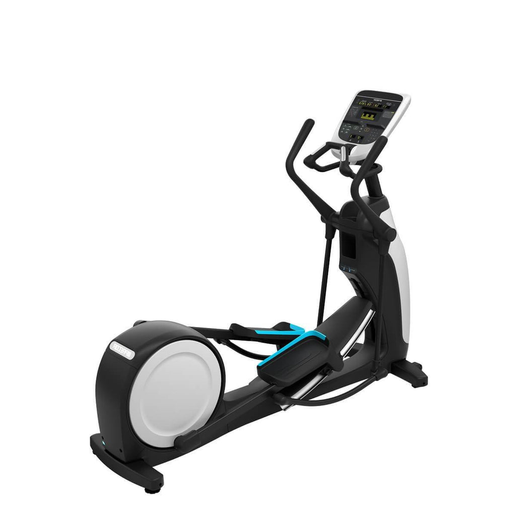Precor EFX 835 Experience Series w/Moving Handlebars and Adjustable Crossramp - Ellipticals - Precor eepdx