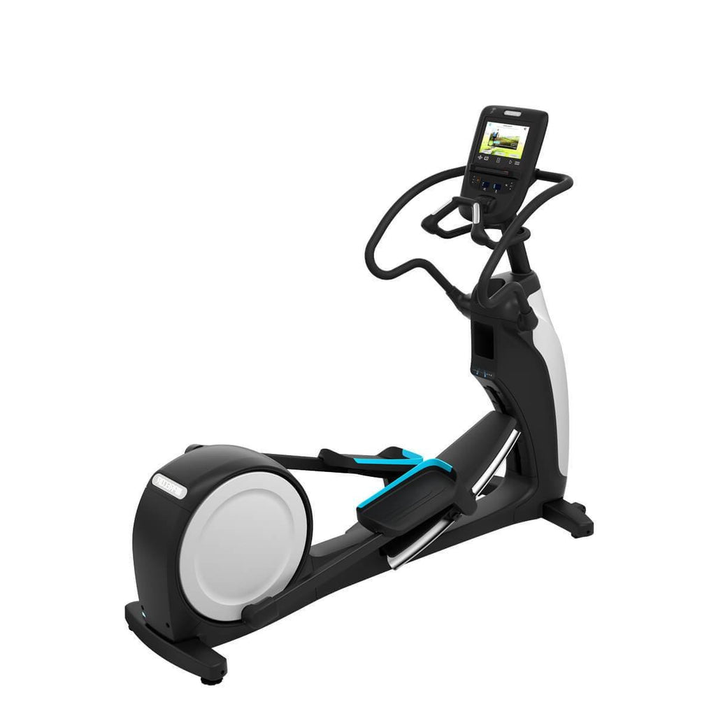 Precor EFX 863 with Converging Crossramp - Ellipticals - Precor eepdx