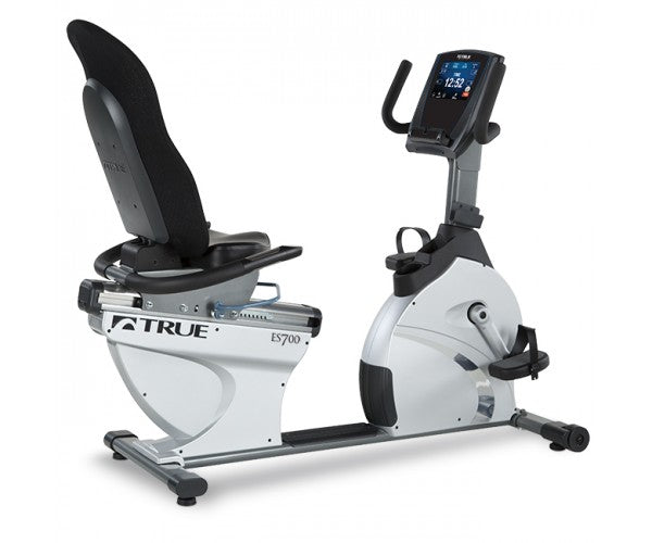 True ES700 Recumbent w/Emerge Display - Recumbent Bike - True eepdx