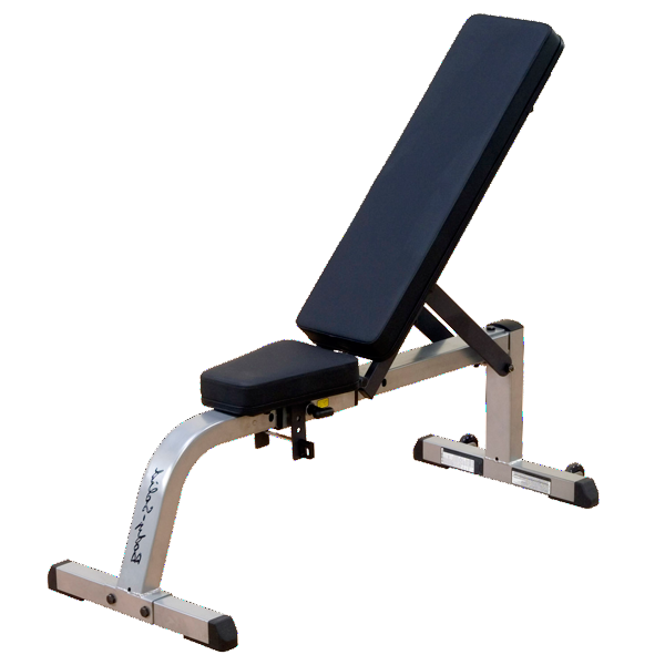 Body-Solid GFI21 Heavy Duty Flat Incline Bench - Bench - Body-Solid eepdx