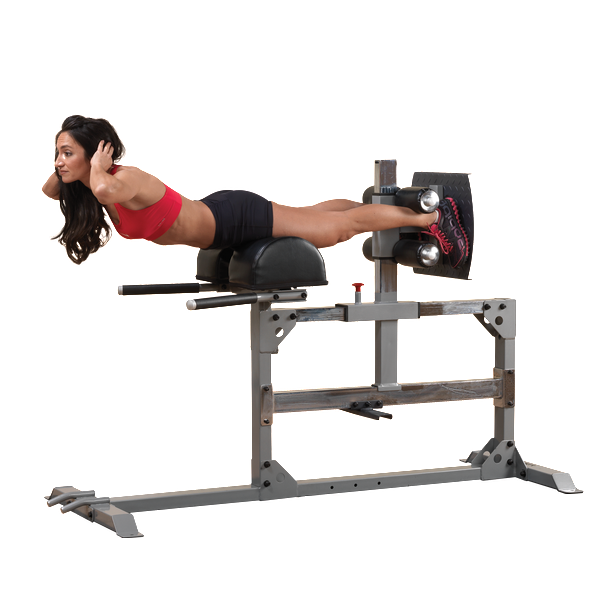 Body-Solid Pro Clubline Glute Ham Machine - Gyms - Body-Solid eepdx