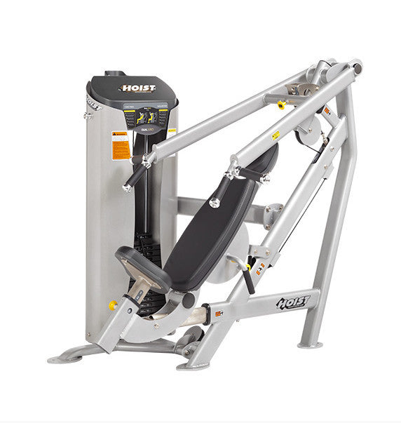 Hoist HD-3300 Chest Press/Shoulder Raise - Commercial Line - Hoist eepdx
