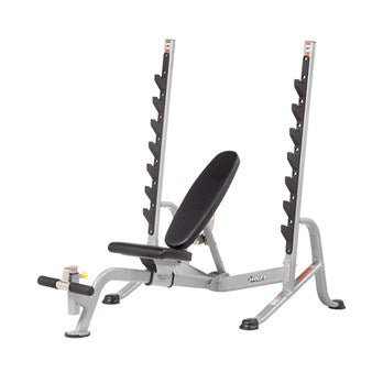 Hoist HF-5170 7 Position F.I.D. Olympic Bench