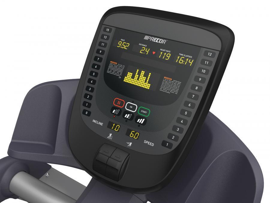 Precor TRM731 Interval Treadmill - Treadmill - Precor eepdx