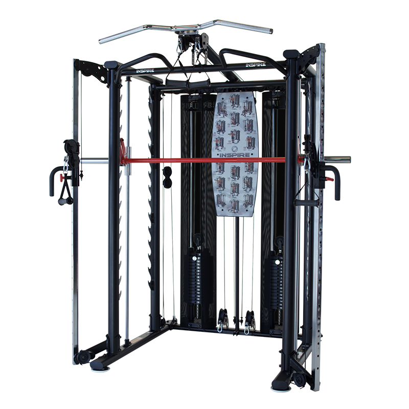 Inspire SCS Smith Cage System Package