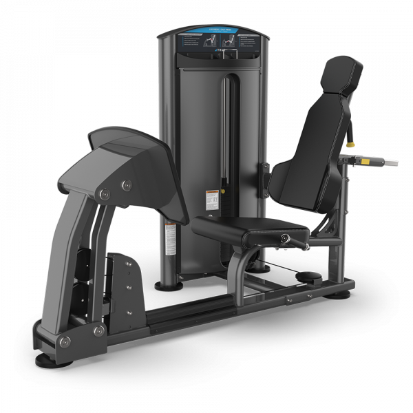 True SD-1003 Leg/Calf Press