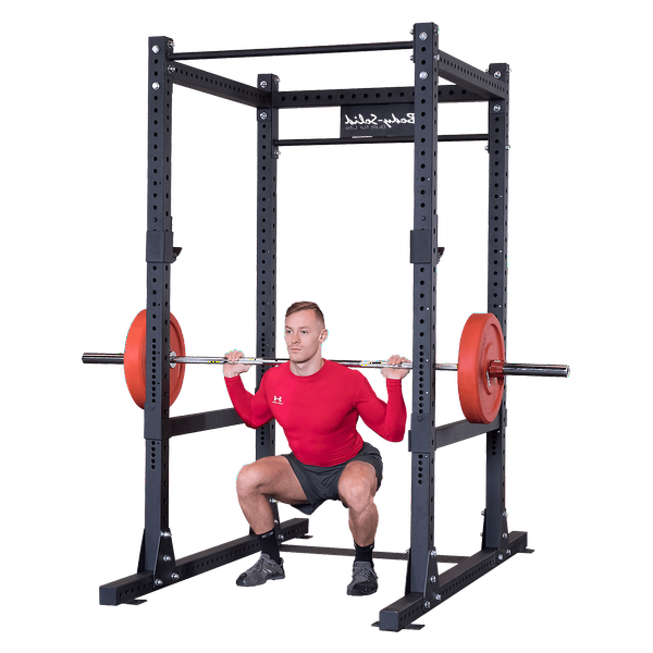 Body-Solid SPR1000 Power Rack - Rack - Body-Solid eepdx