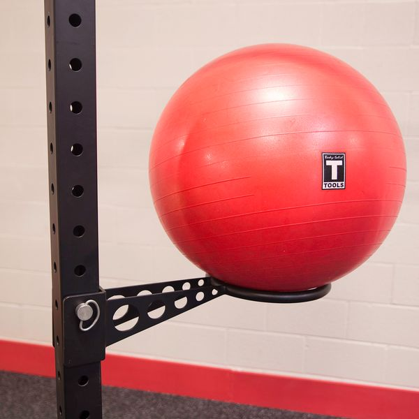 SR-SBH Stability Ball Holder Attachment - SPR Rack Attachment - Body-Solid eepdx
