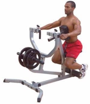 Body-Solid Seated Row Machine - Strength Machines - Body-Solid eepdx