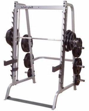 Body-Solid Smith Machine - Strength Machines - Body-Solid eepdx