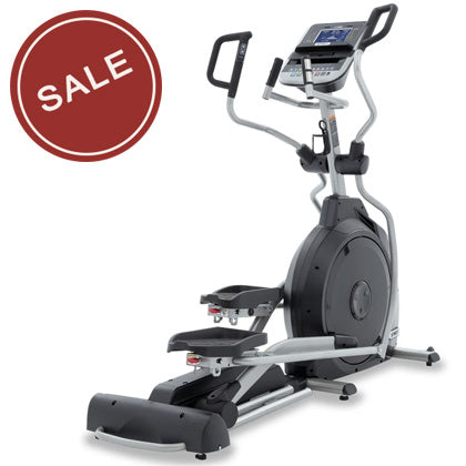 Spirit Fitness XE395 Elliptical (10 YEAR WARRANTY ON ALL PARTS!)