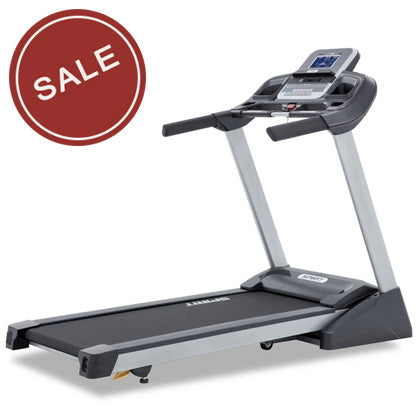 Spirit Fitness XT185 Folding Treadmill ON SALE! (5 YEAR WARRANTY ON ALL PARTS!)