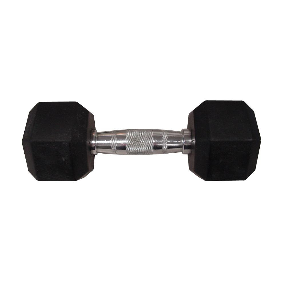 "<center><p style=""color: #ffffff; background-color: #A2231F"">NEXT SHIPMENT OCTOBER</p></center><br>Troy Rubber Dumbbells"