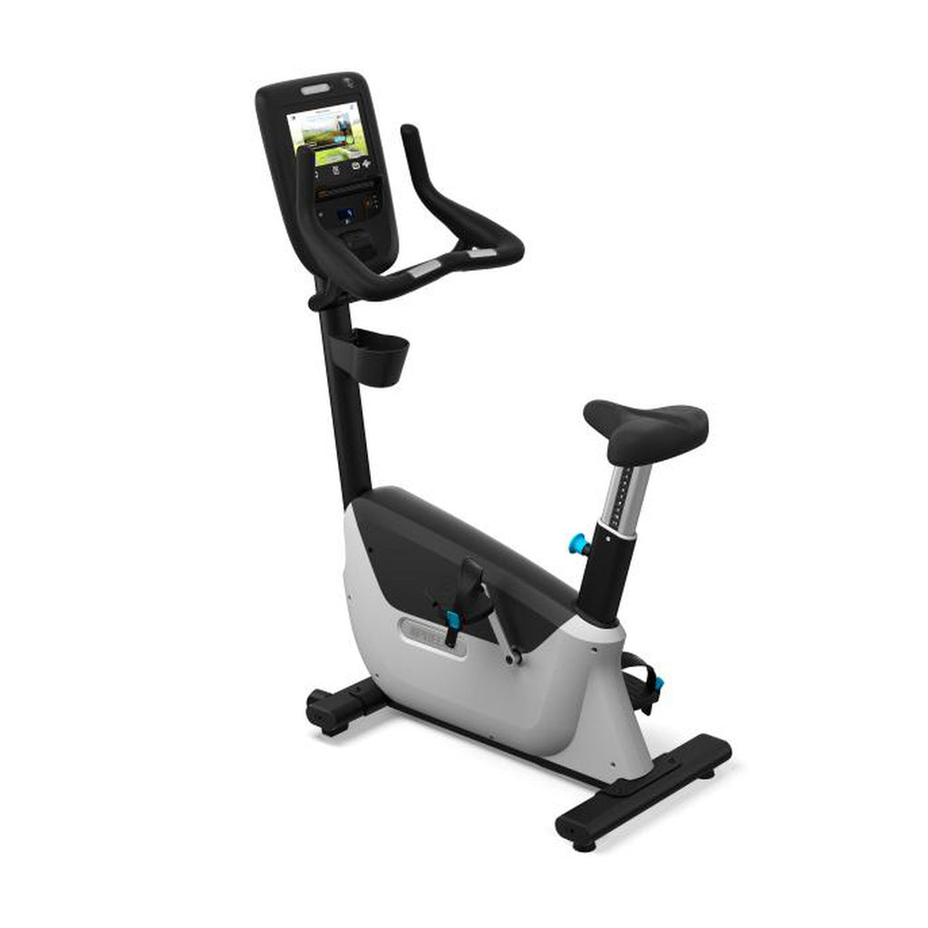 Precor UBK 665 Upright Bike