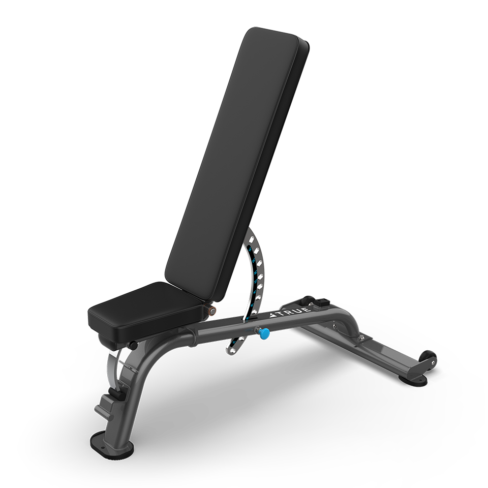 True XFW-7500 Flat/Incline/Decline Bench