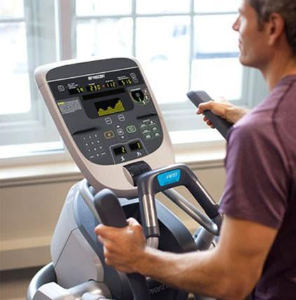 Precor AMT 835 with Open Stride - Ellipticals - Precor eepdx