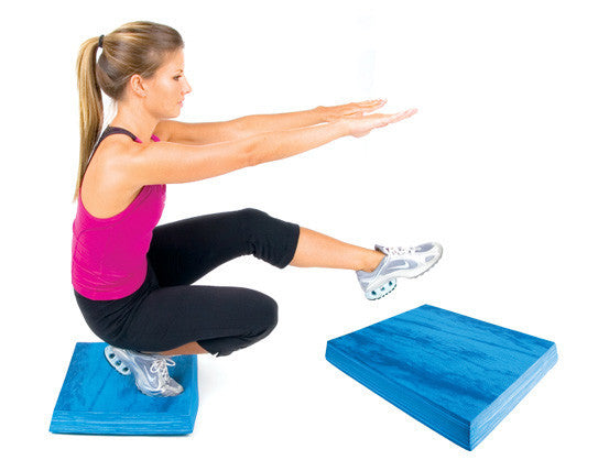 Deluxe Balance Pad - Fitness Accessories - Eco-Wise eepdx