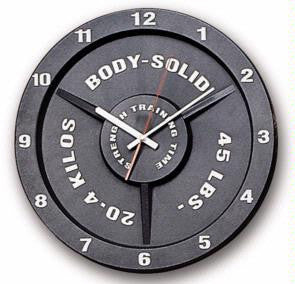 Clock - Strength Accessories - Body-Solid eepdx