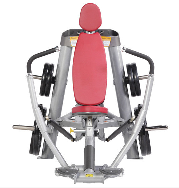 Hoist ROC-IT Plate Loaded RPL-5305 Decline Chest Press - Plate Loaded - Hoist eepdx