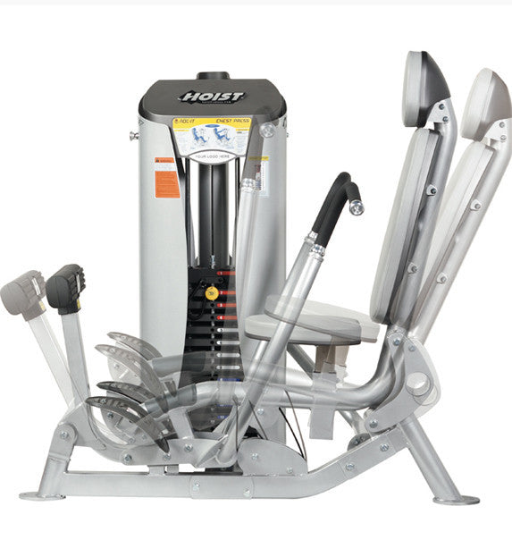Hoist ROC-IT Selectorized RS-1301 Chest Press - Selectorized Line - Hoist eepdx