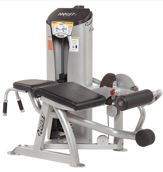 Hoist ROC-IT Selectorized RS-1408 Prone Leg Curl - Selectorized Line - Hoist eepdx