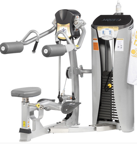 Hoist ROC-IT Selectorized RS-1502 Lateral Raise - Selectorized Line - Hoist eepdx