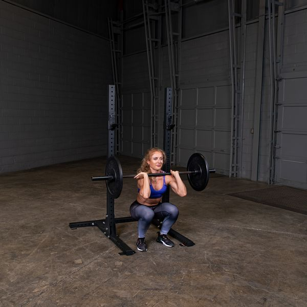 Body-Solid SPR250 Commercial Squat Stand