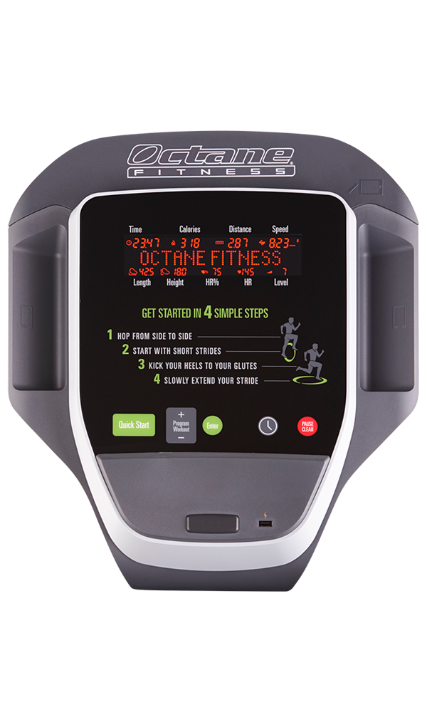 Octane Fitness LateralX Trainer