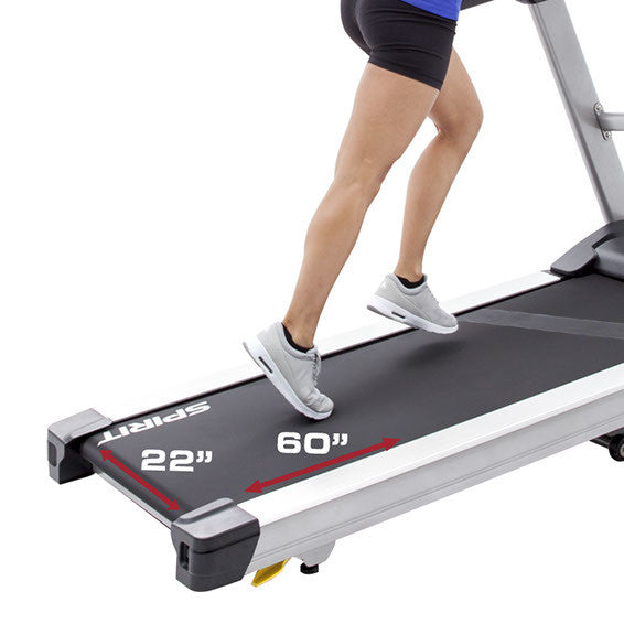 Spirit Fitness XT385 Treadmill (10 YEAR WARRANTY ON ALL PARTS!) - Treadmill - Spirit Fitness eepdx