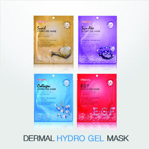 DERMAL HYDRO GEL MASK - DERMAL COSMETICS USA