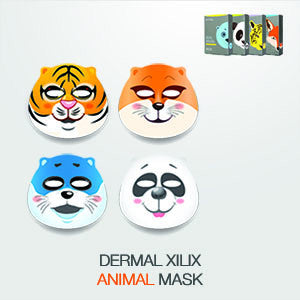 XILIX ANIMAL MASK -DERMAL COSMETICS USA