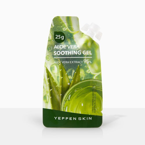 YEPPEN SKIN- ALOE VERA SOOTHING GEL - Dermal Cosmetics USA