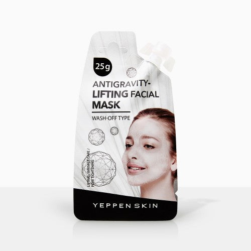 YEPPEN SKIN- ANTIGRAVITY LIFTING FACIAL MASK - Dermal Cosmetics USA